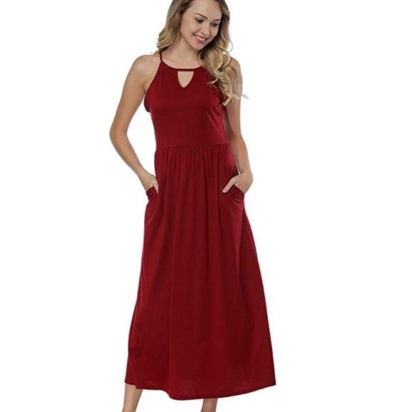 e93e60d6e4a Caribbean Maxi Dress With Pockets
